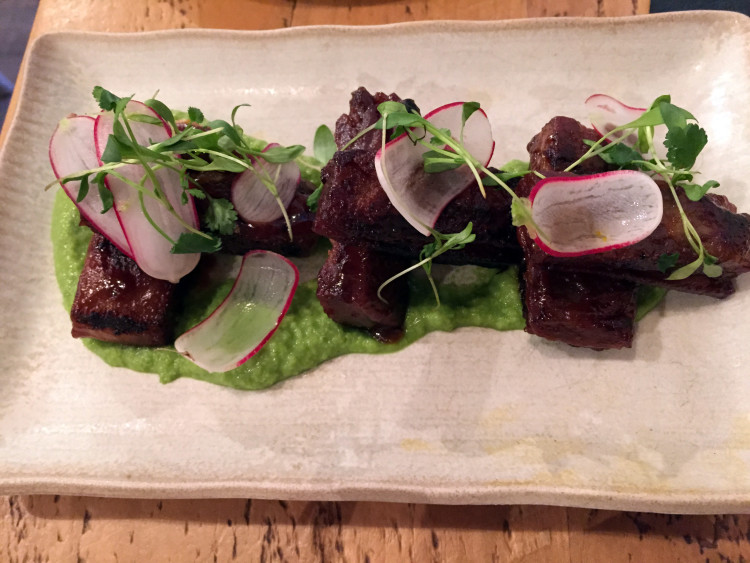 Pachamama's lamb belly