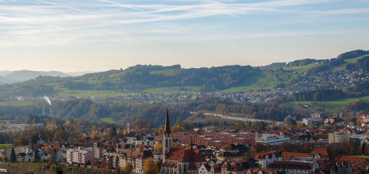 St. Gallen, Switzerland