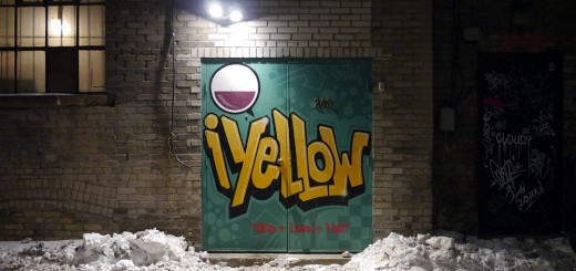 Entrance to iYellow Wine Club