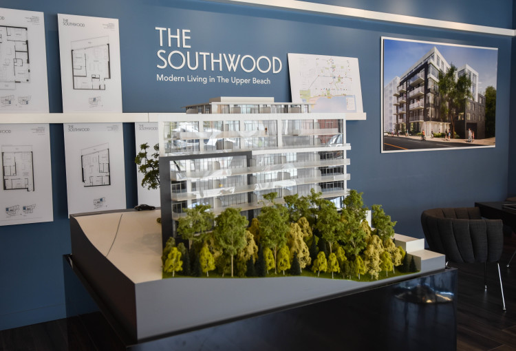 Streetcar Developments new project The Southwood in the Upper Beaches
