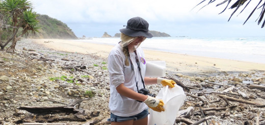 plastic pollution Australia