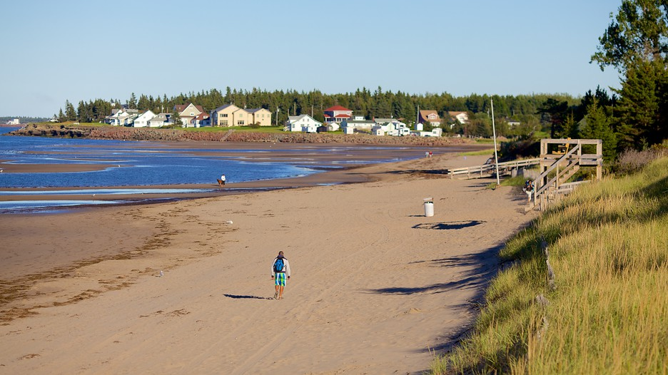 New Brunswick's Parlee Beach