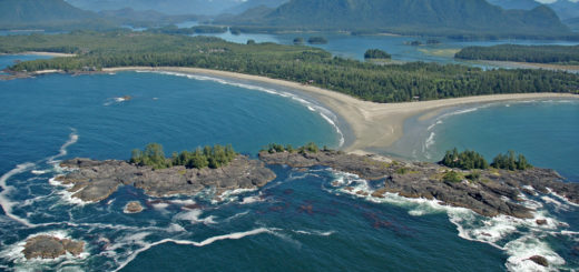 Chesterman Beach British Columbia