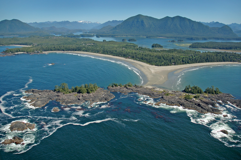 British Columbia's Chesterman Beach